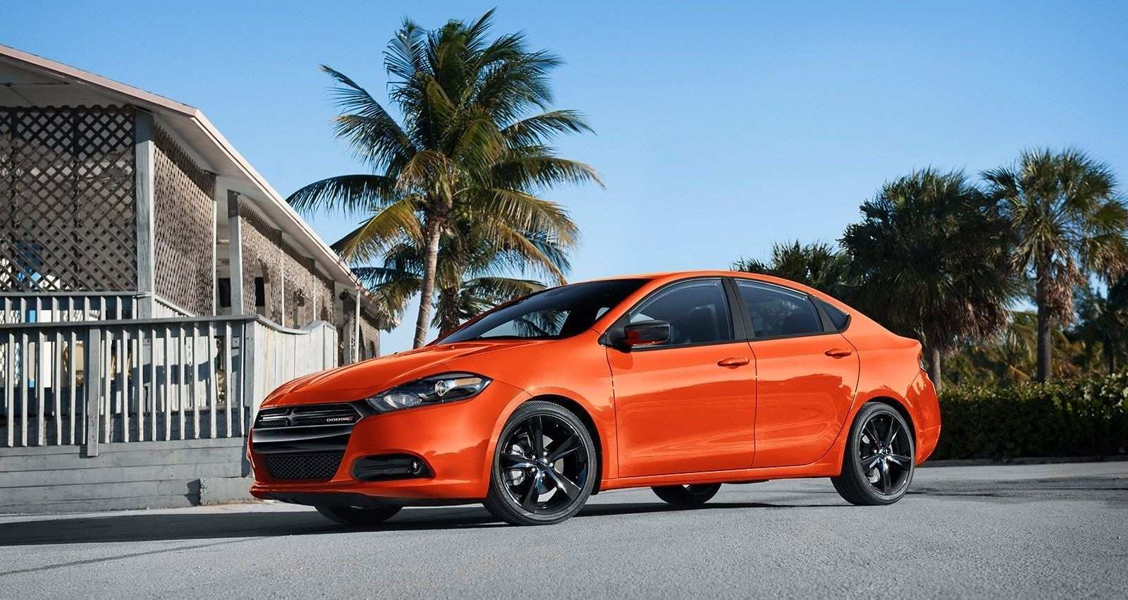 39 All New 2019 Dodge Dart SRT Pictures