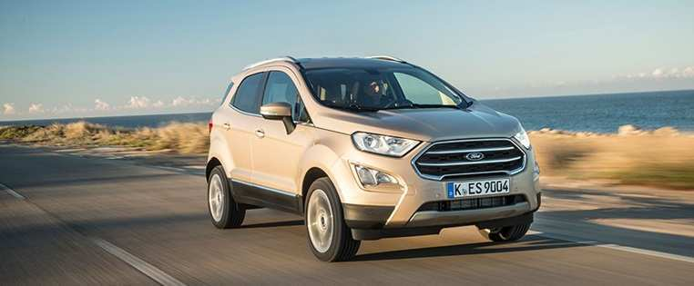 39 All New 2019 Ford Ecosport Rumors