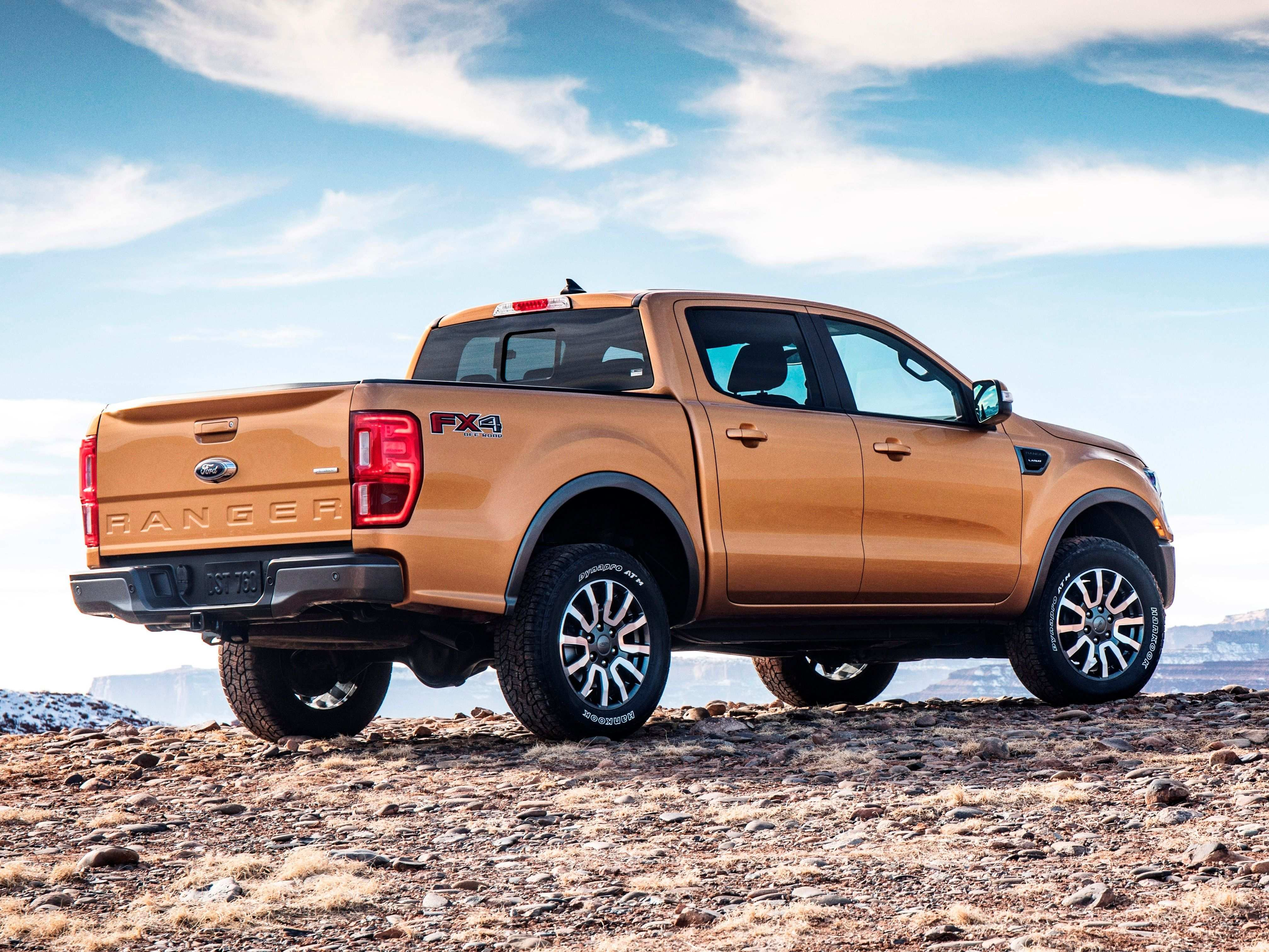 39 All New 2019 Ford Ranger Vs Bmw Canyon Release