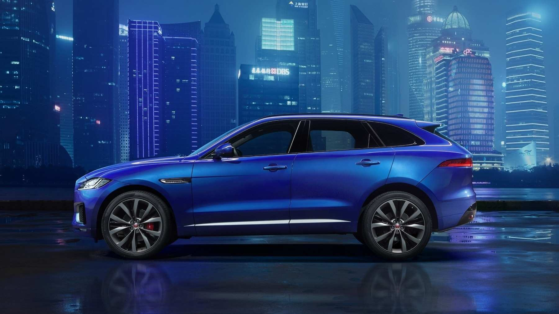 39 All New 2019 Jaguar Xq Crossover Rumors