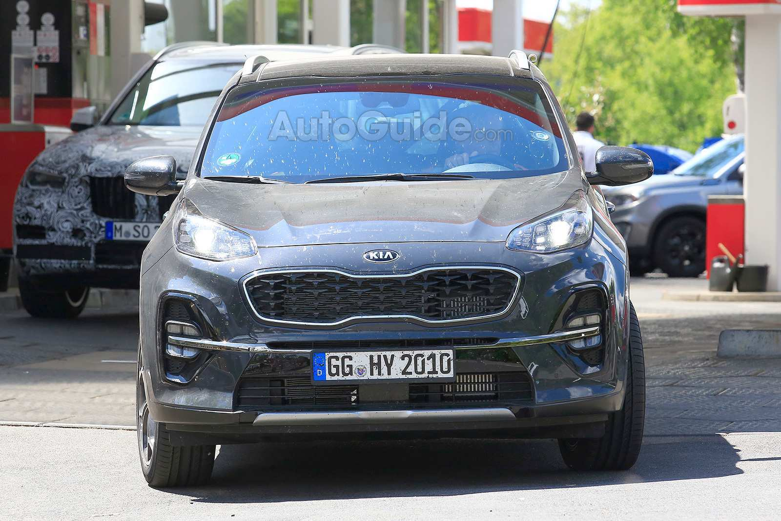 39 All New 2019 KIA SportageSpy Shots Images