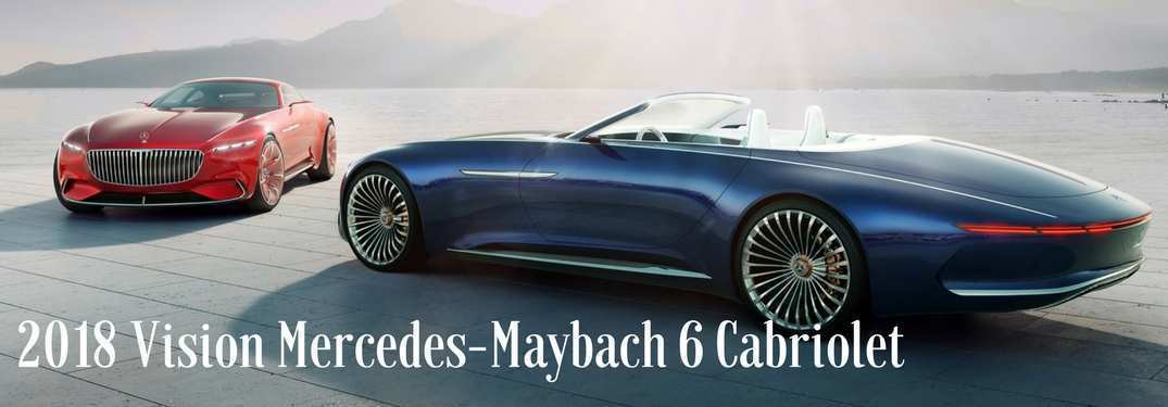 39 All New 2019 Mercedes Maybach 6 Cabriolet Price Overview