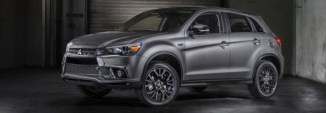 39 All New 2019 Mitsubishi Outlander Sport Concept And Review