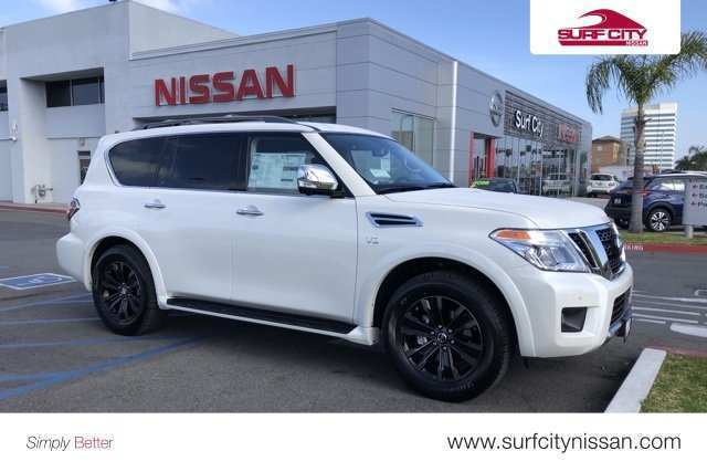 39 All New 2019 Nissan Armada Performance And New Engine