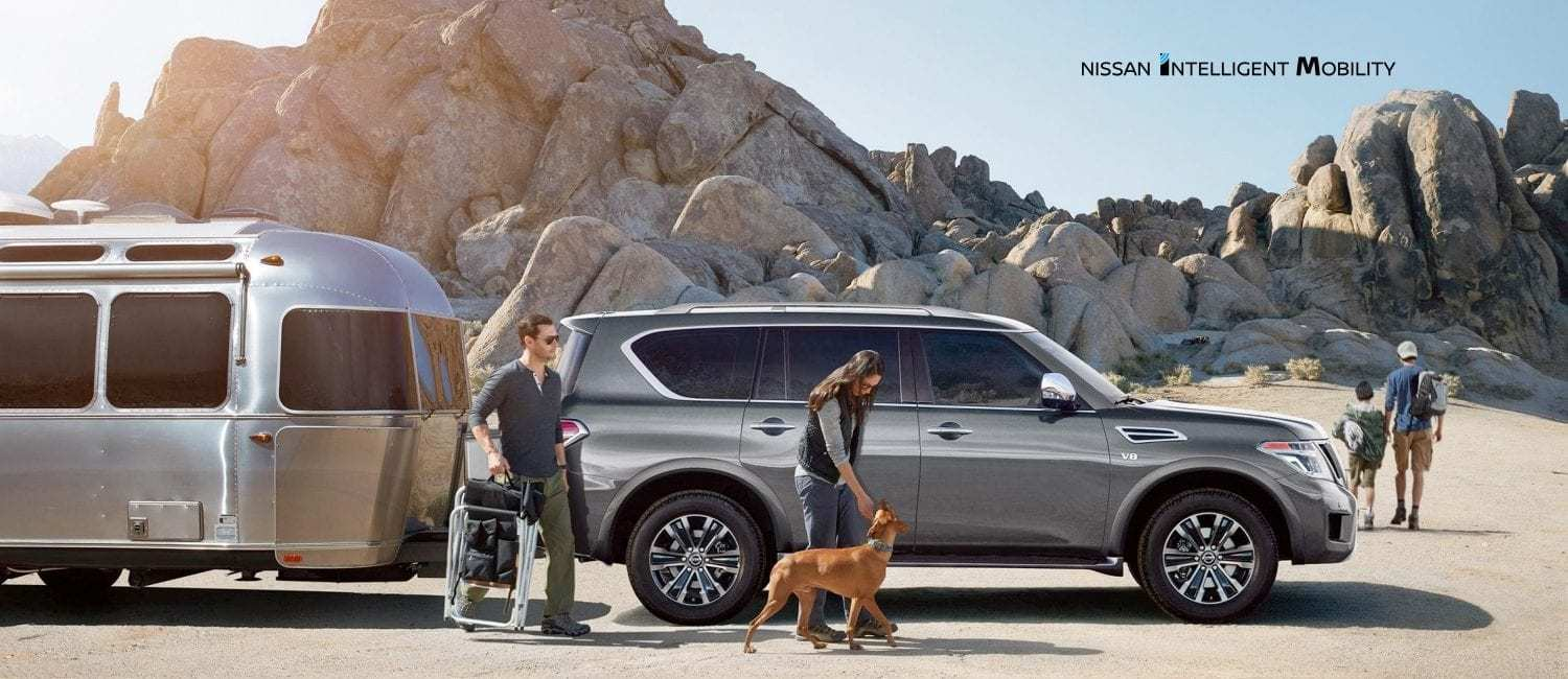 39 All New 2019 Nissan Armada Review And Release Date