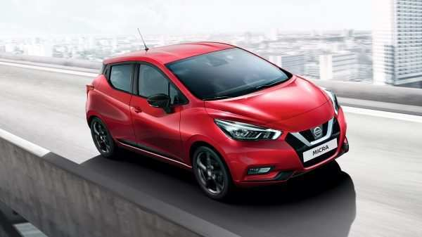 39 All New 2019 Nissan Micra Configurations