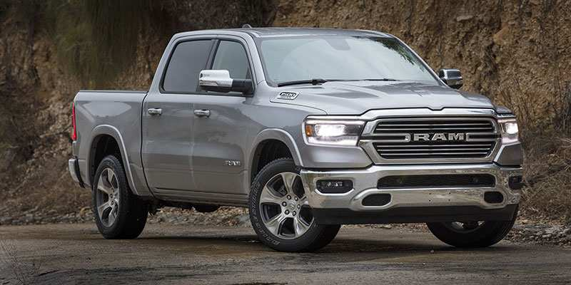 39 All New 2019 RAM 1500 Release