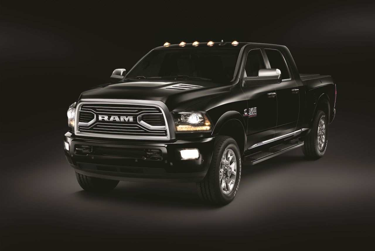 39 All New 2019 Ram 2500 Diesel First Drive
