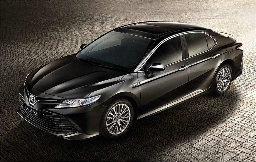 39 All New 2019 Toyota Camry Images