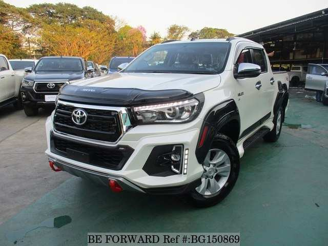39 All New 2019 Toyota Hilux Overview