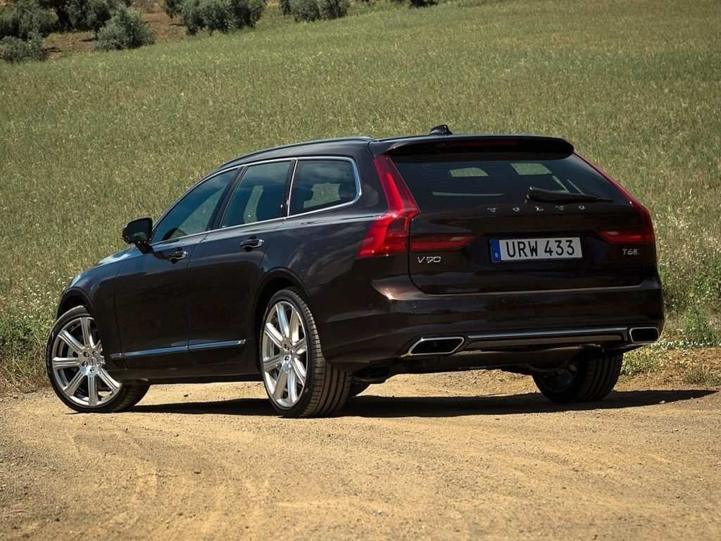 39 All New 2019 Volvo V70 Redesign And Concept