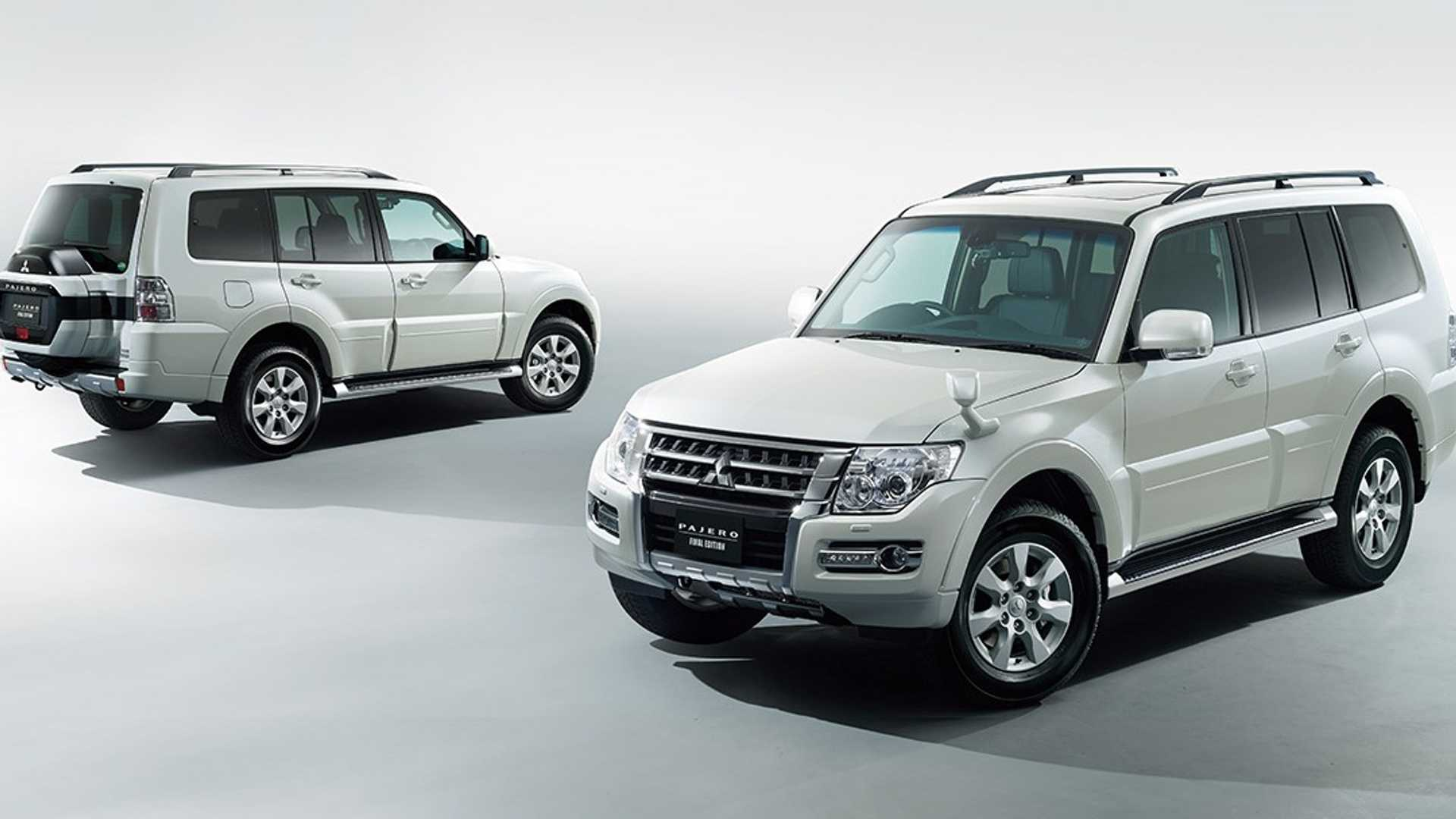 39 All New 2020 All Mitsubishi Pajero Price And Review