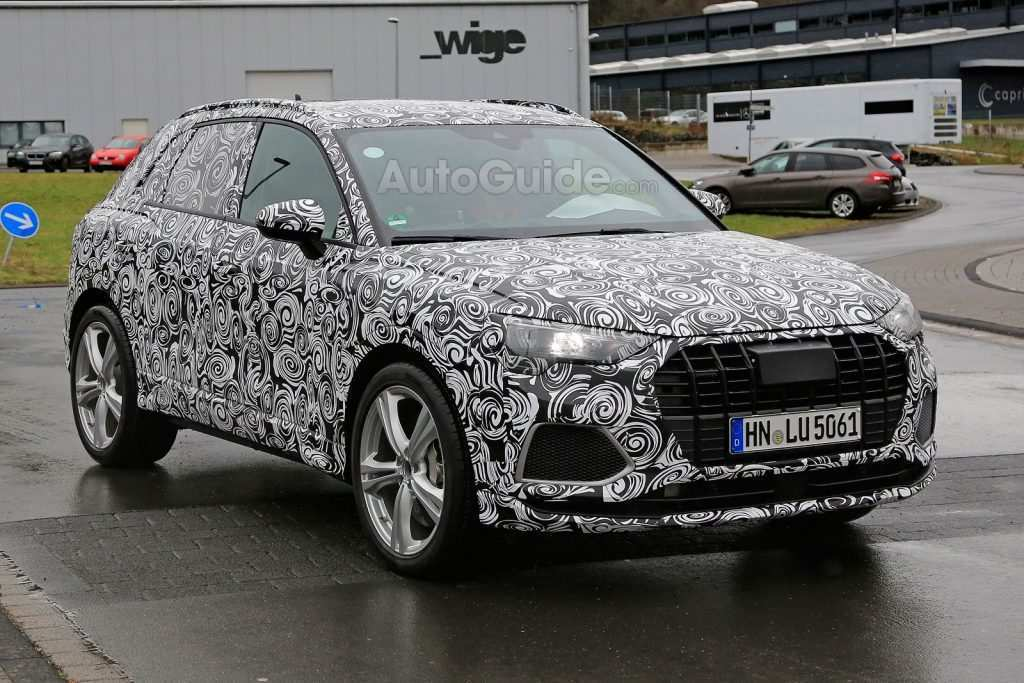 39 All New 2020 Audi Q3 Usa New Model And Performance