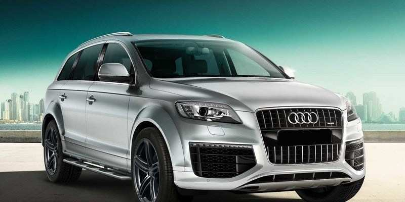 39 All New 2020 Audi Q9 Redesign And Review