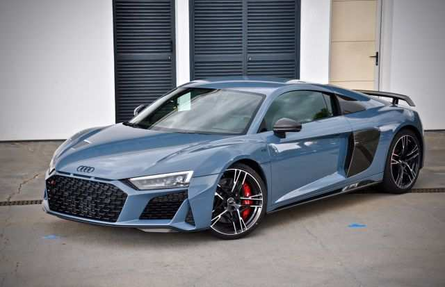 39 All New 2020 Audi R8 V10 Plus New Model And Performance
