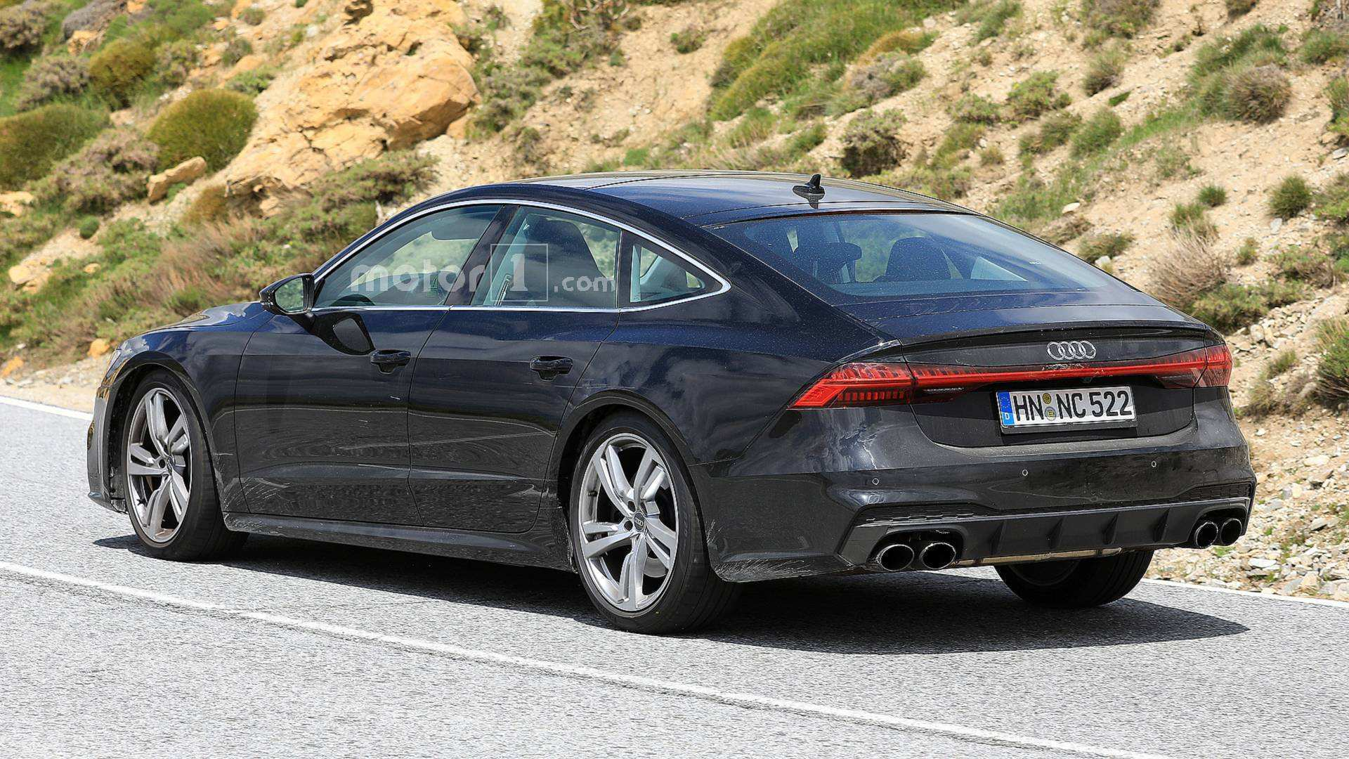39 All New 2020 Audi S7 Overview