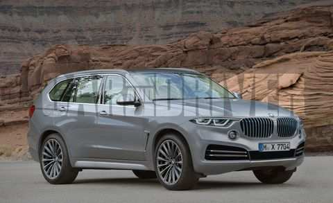 39 All New 2020 BMW X7 Suv Series Redesign And Concept