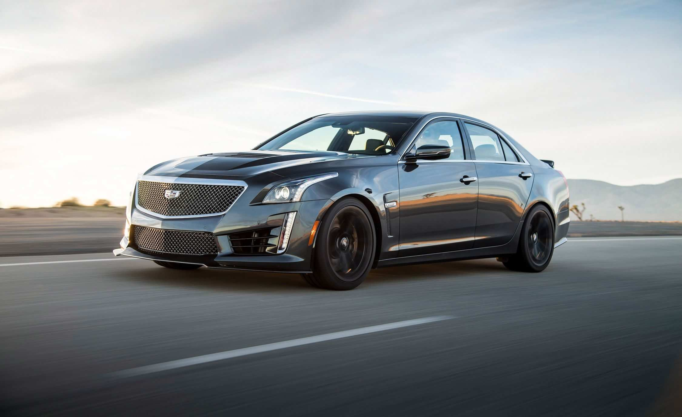 39 All New 2020 Cadillac CTS V Wallpaper