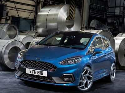 39 All New 2020 Fiesta St Configurations