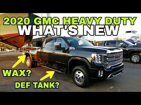 39 All New 2020 GMC 2500 Videos Style