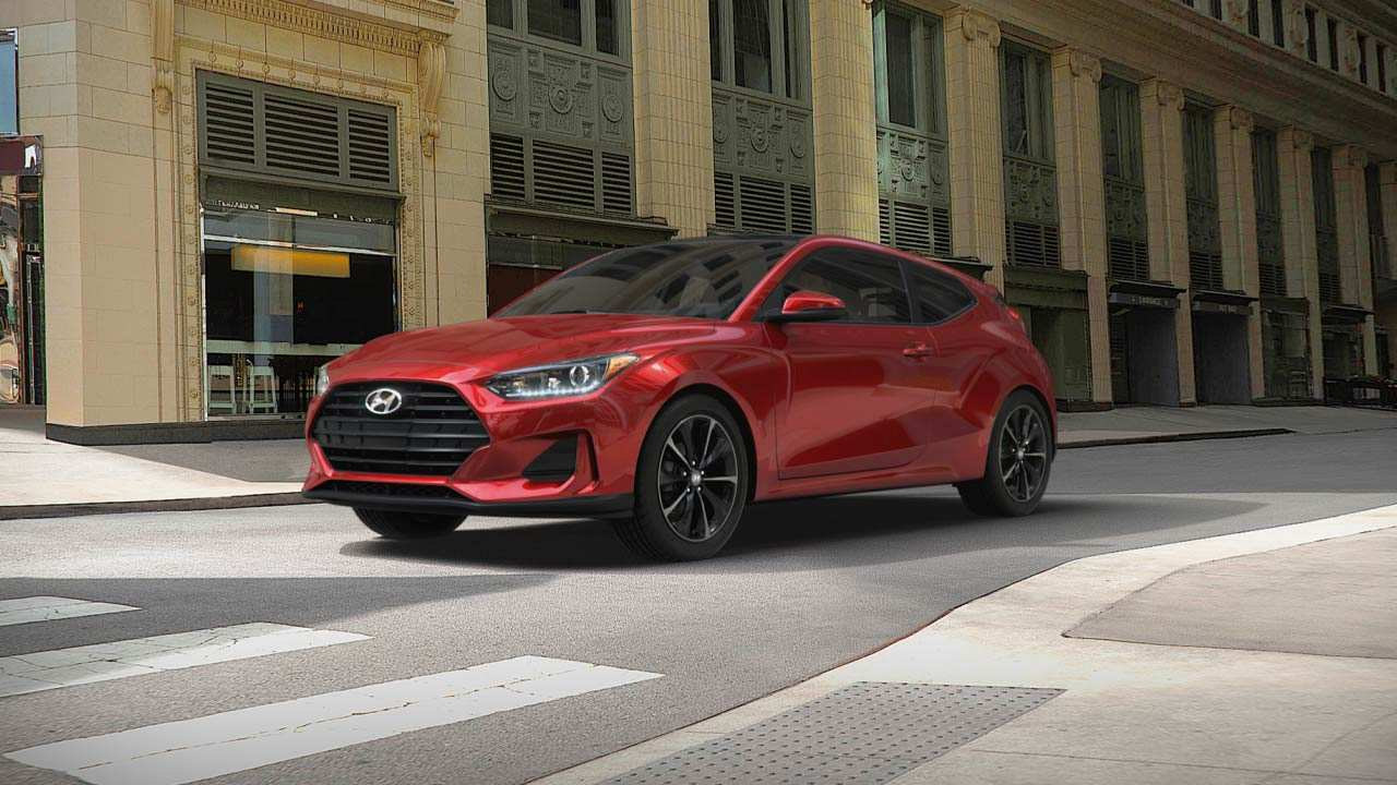 39 All New 2020 Hyundai Veloster Exterior