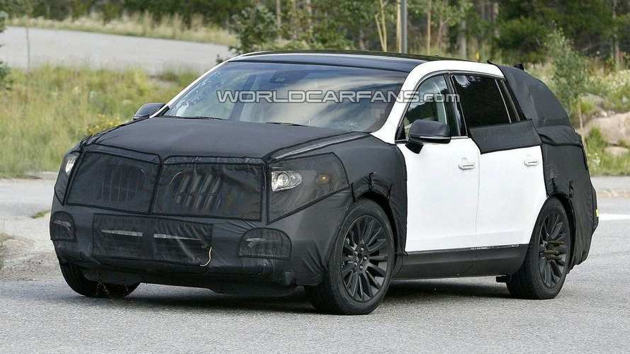 39 All New 2020 Lincoln MKS Spy Photos Release