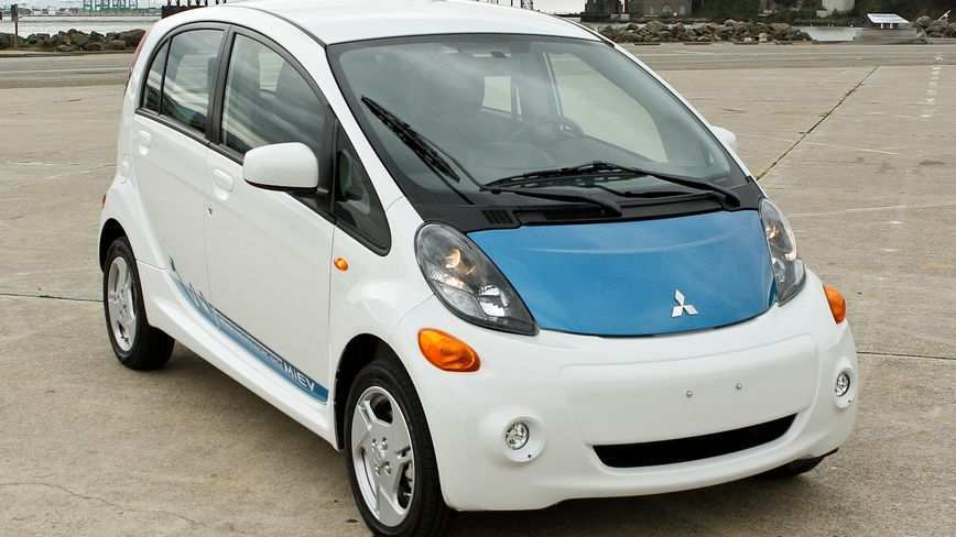 39 All New 2020 Mitsubishi I MIEV Concept And Review