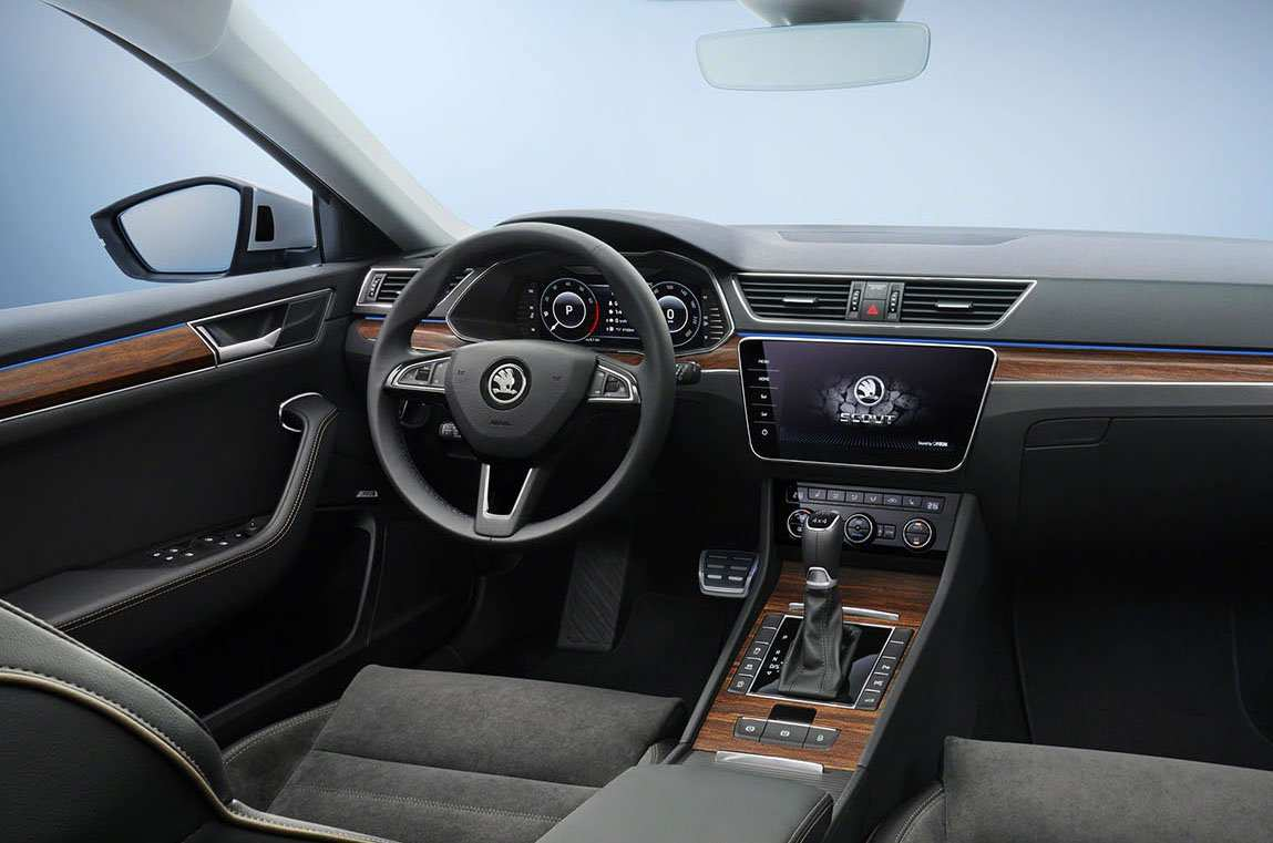 39 All New 2020 New Skoda Superb Research New
