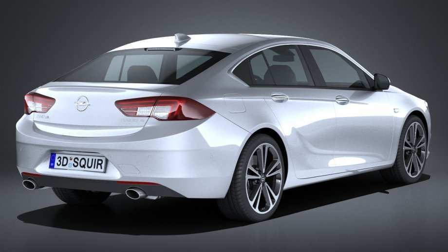 39 All New 2020 Opel Insignia Overview