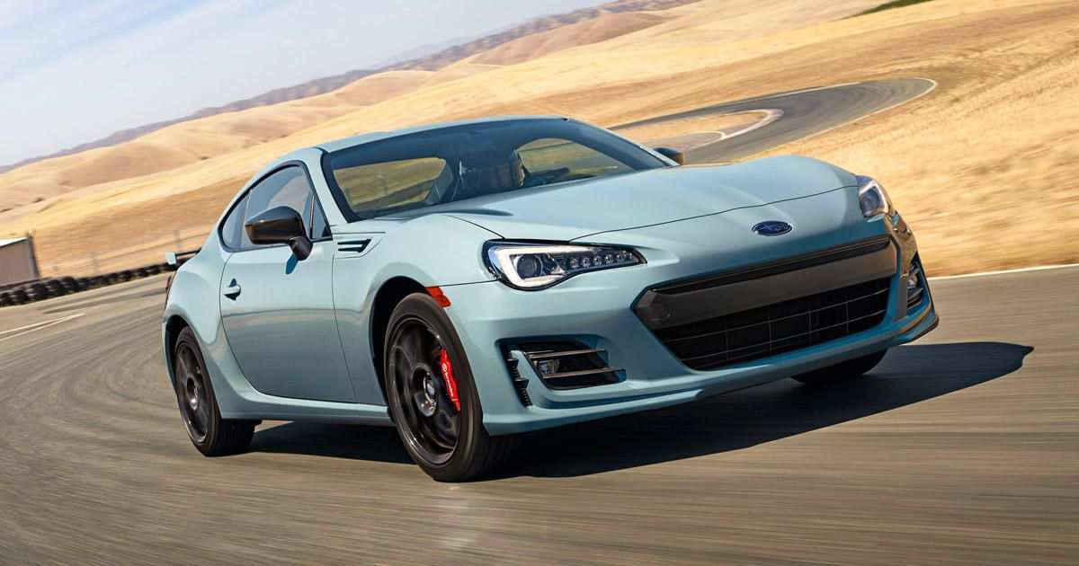 39 All New 2020 Subaru BRZ Engine