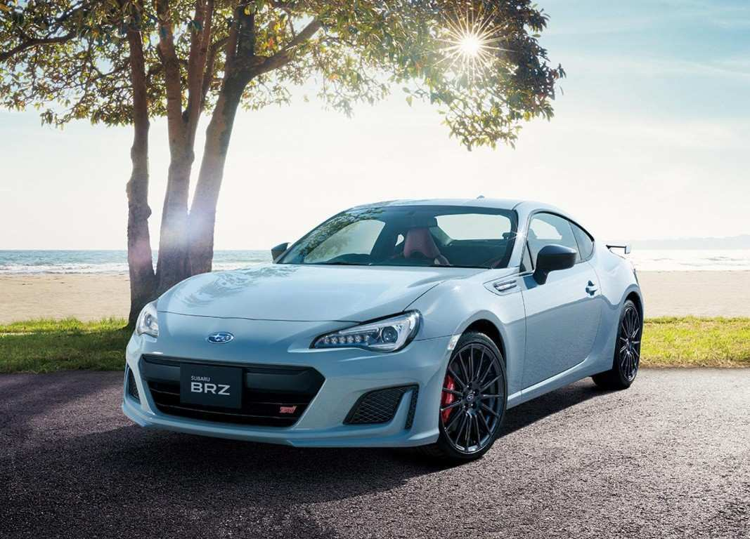 39 All New 2020 Subaru BRZ Research New