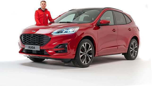 39 All New Ford Kuga 2020 Review Exterior And Interior