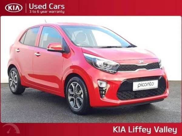 39 All New Kia Picanto 2019 Overview