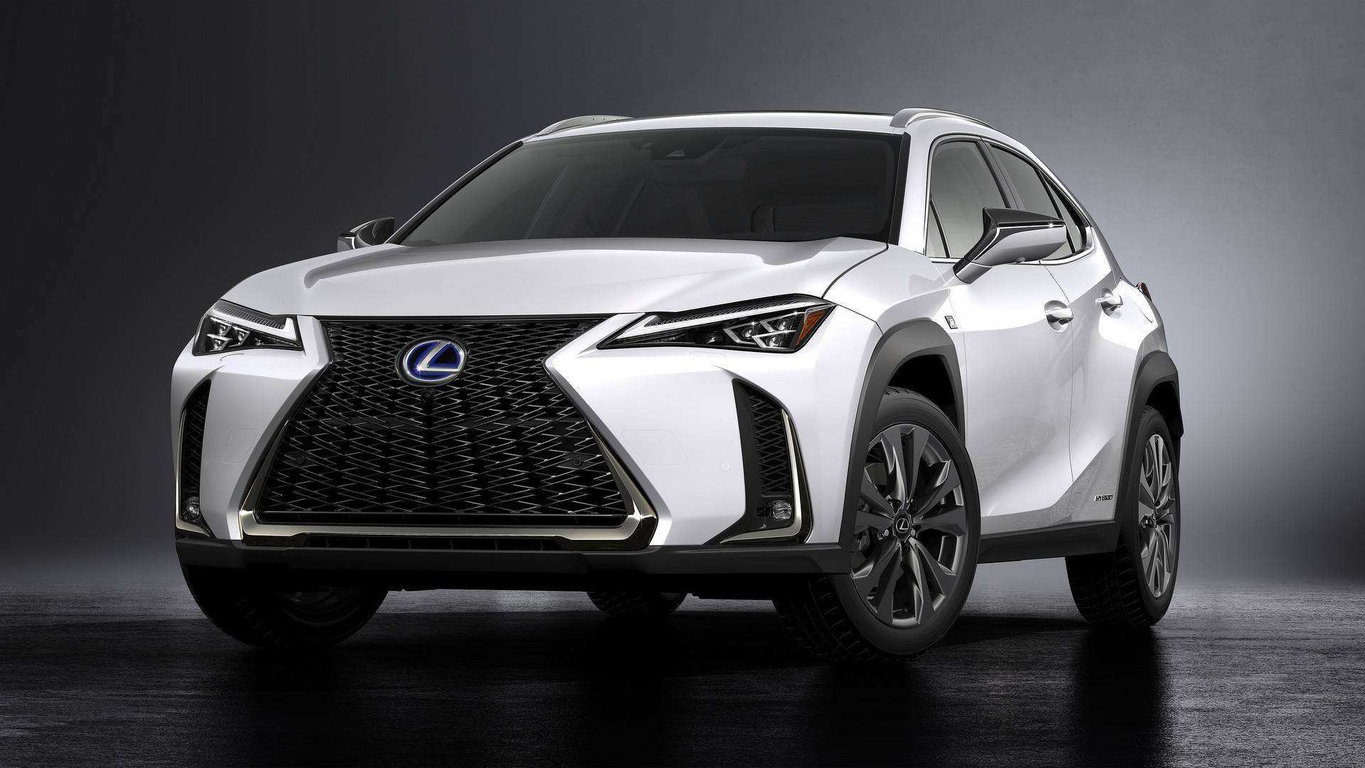 39 All New Lexus 2019 Models Overview