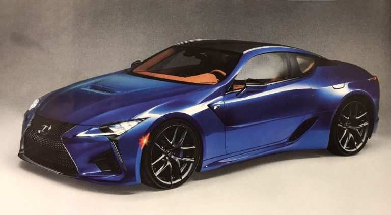 39 All New Lexus Models For 2019 Speed Test