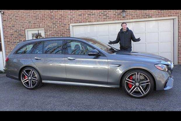 39 All New Mercedes 2019 Wagon Picture