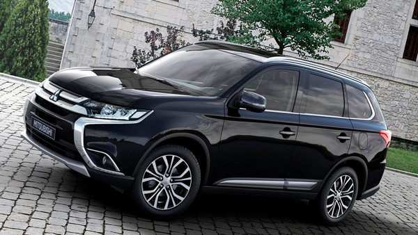 39 All New Mitsubishi Outlander 2020 Review Specs And Review