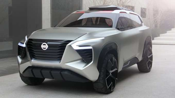 39 All New Nissan Rogue Redesign 2020 Photos
