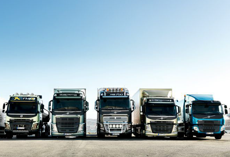 39 All New Volvo 2019 Truck Images