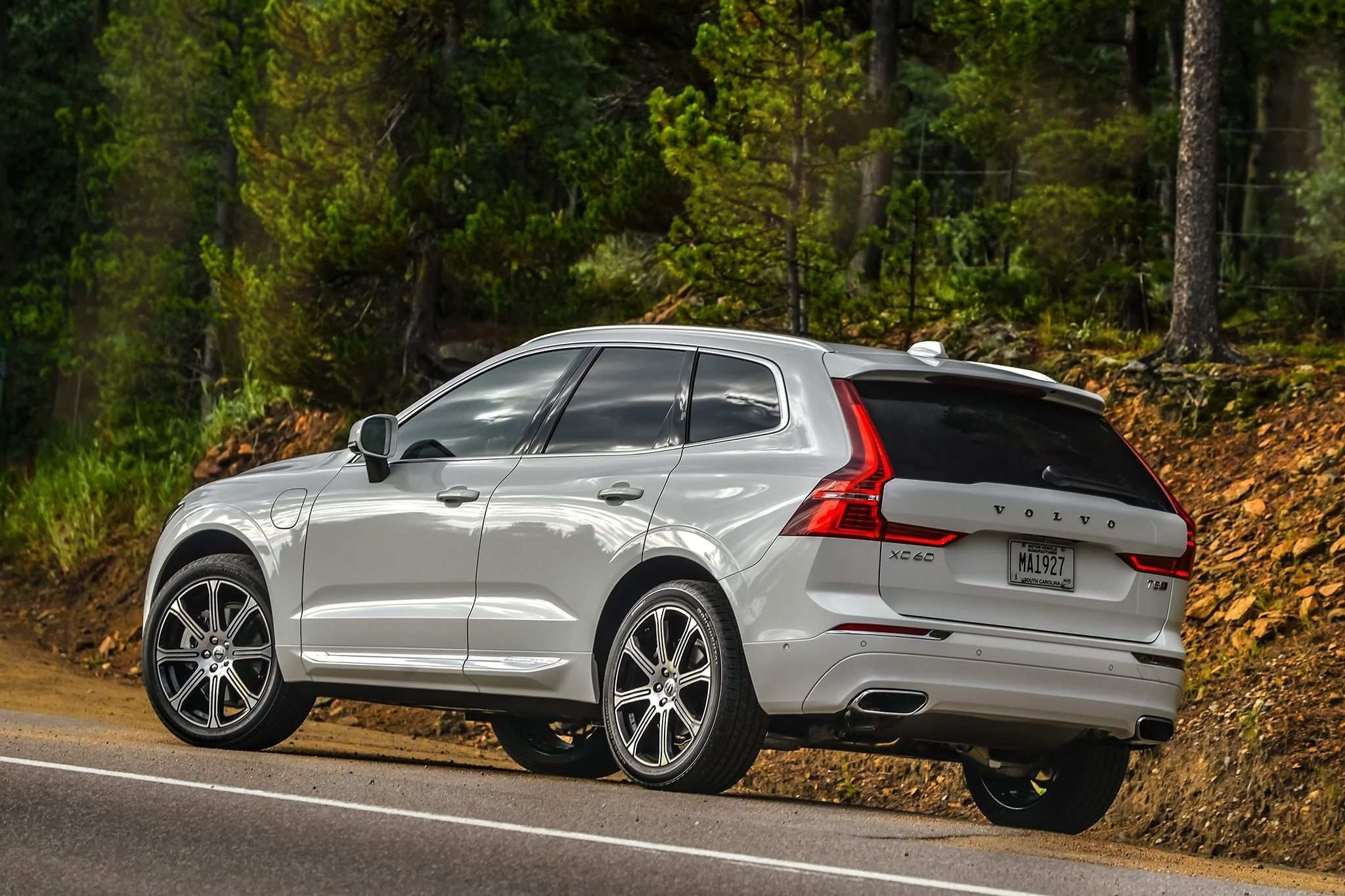39 All New Volvo Xc60 2019 Manual New Concept