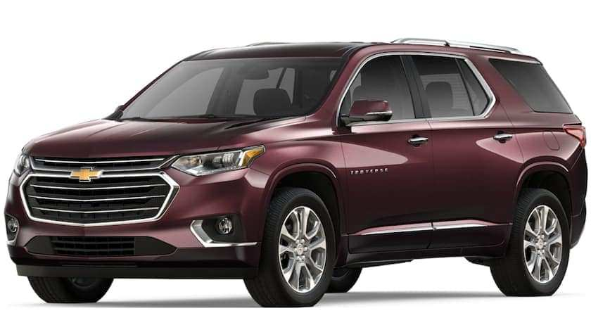 39 Best 2019 Chevy Traverse Style