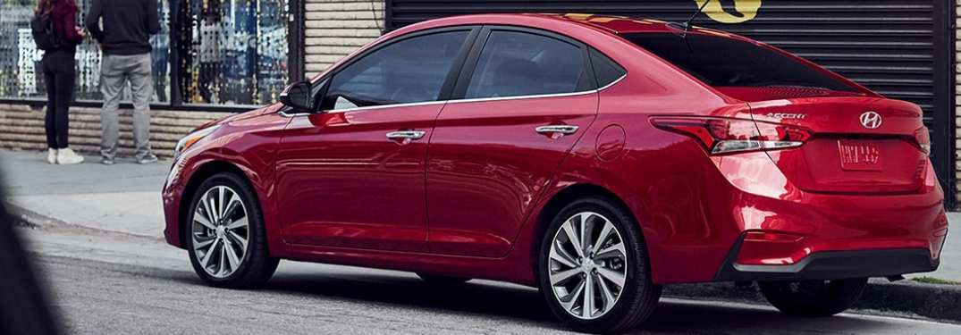 39 Best 2019 Hyundai Accent Exterior And Interior