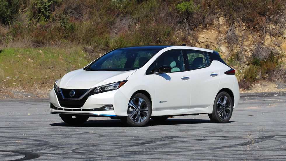 39 Best 2019 Nissan Leaf New Model And Performance