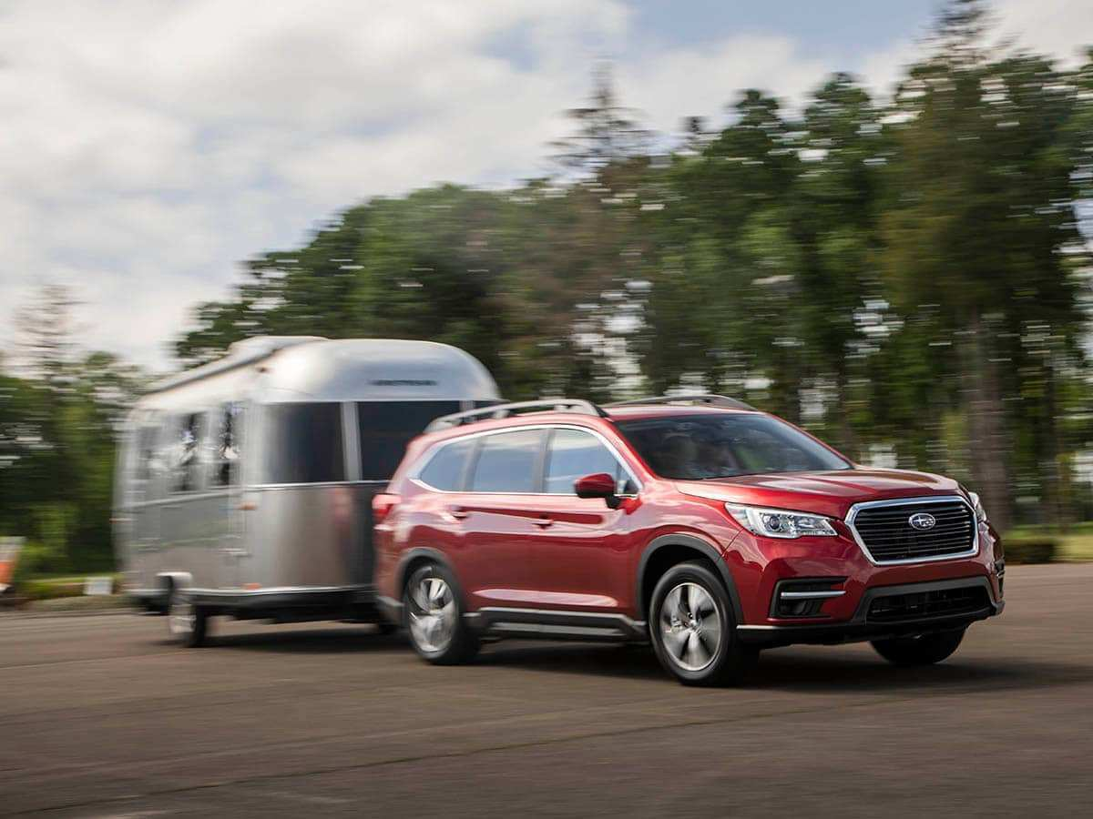 39 Best 2019 Subaru Ascent Gvwr Exterior