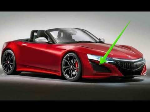 39 Best 2019 The Honda S2000 Concept And Review