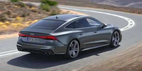 39 Best 2020 Audi S7 Performance And New Engine