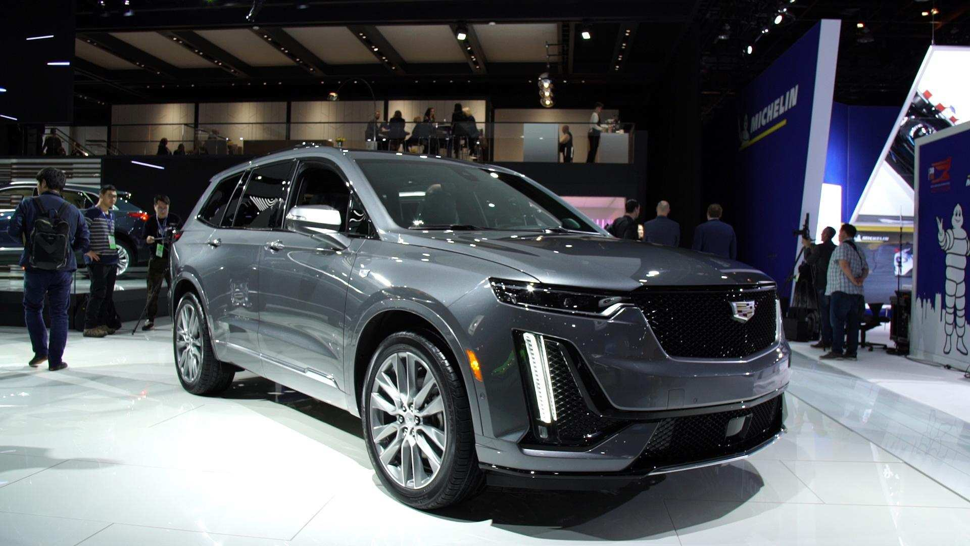 39 Best 2020 Cadillac Xt6 Interior Colors Picture