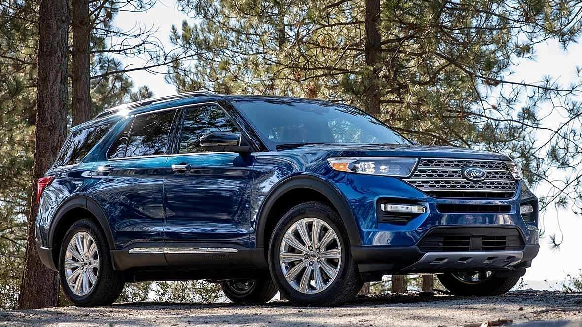 39 Best 2020 Ford Explorer Job 1 New Model And Performance