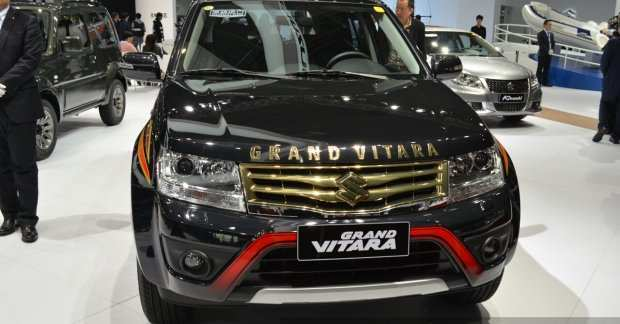 39 Best 2020 Suzuki Grand Vitara Preview First Drive