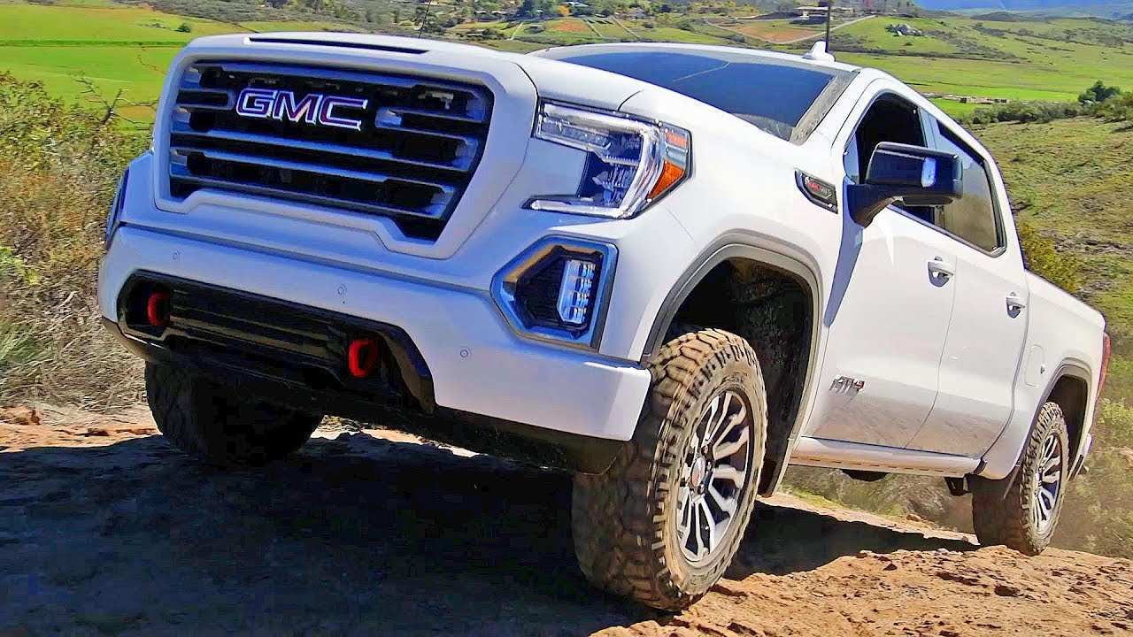 39 Best GMC Hd 2020 At4 First Drive